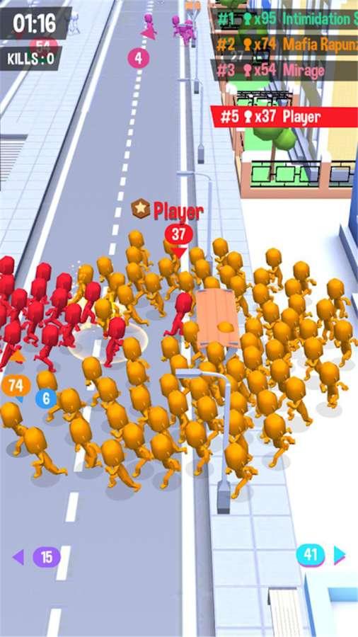 拥挤城市 测试版