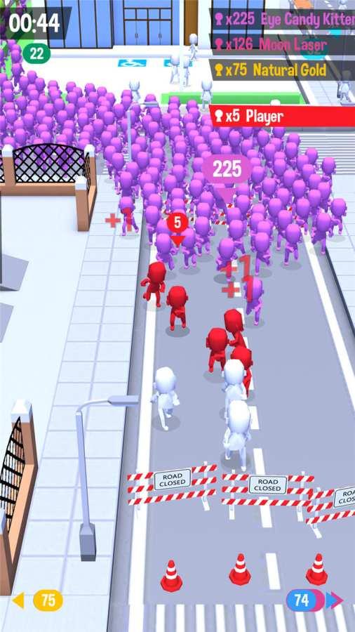 拥挤城市 测试版截图2