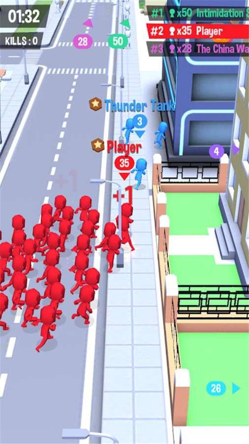 拥挤城市 测试版截图3