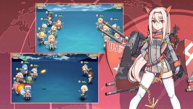 战舰少女R截图3
