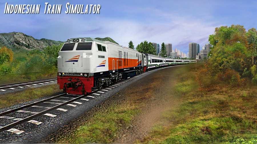 印度尼西亚列车模拟器
