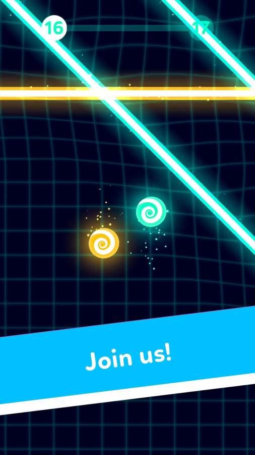 激光旋转球截图5
