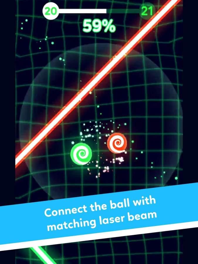 激光旋转球截图7