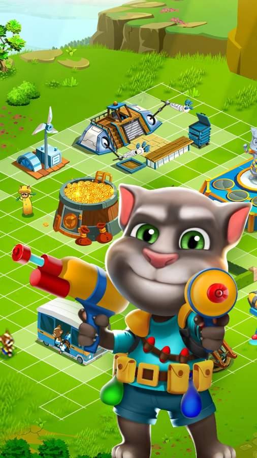 汤姆猫战营截图0