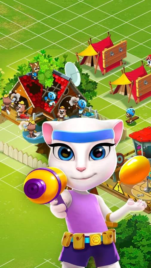 汤姆猫战营截图1