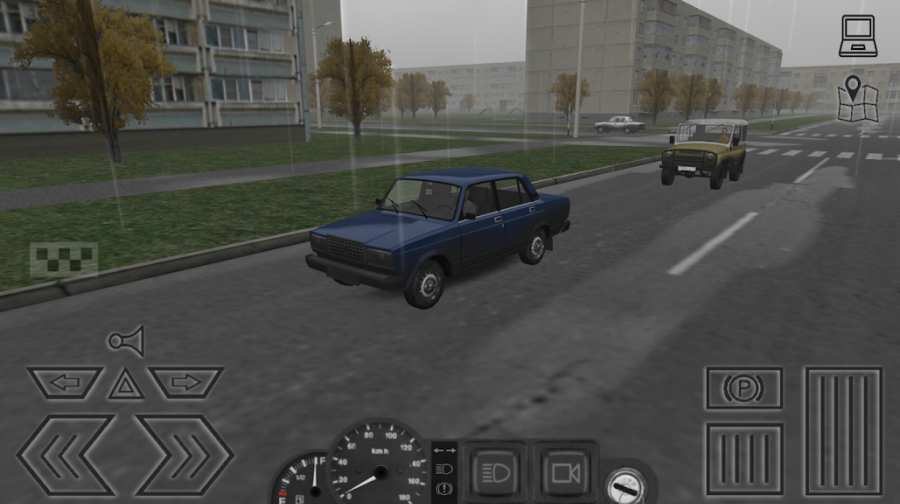 卡车运输模拟截图3