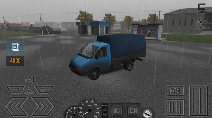 卡车运输模拟截图4