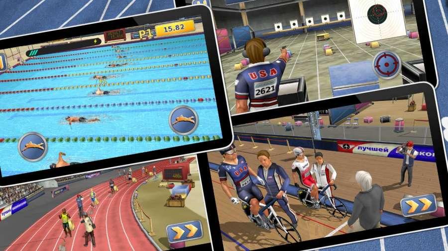 竞技体育:十项全能2截图2