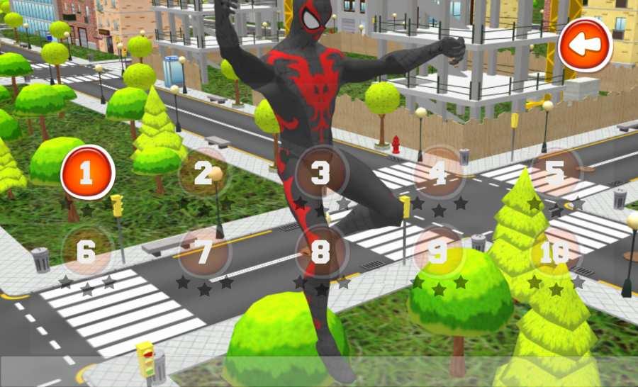 超凡蜘蛛人截图2