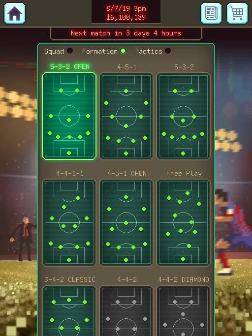 足球老板:经理人截图1