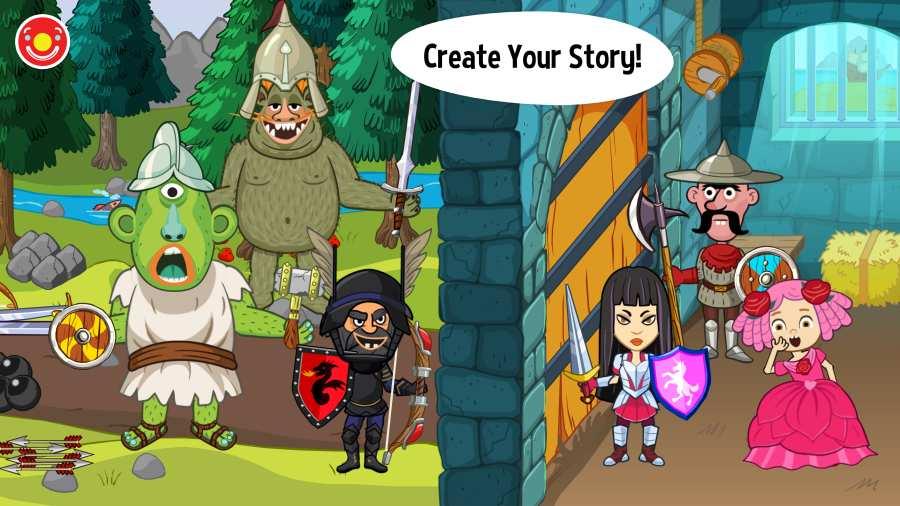 佩皮国王的城堡 Pepi Tales: King's截图4
