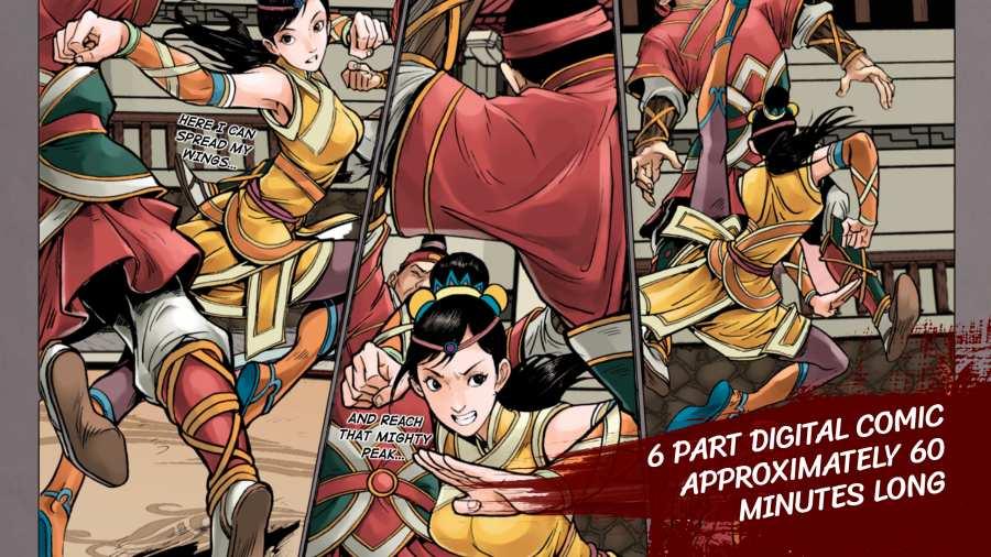 书雁传奇:漫画 第一卷截图1
