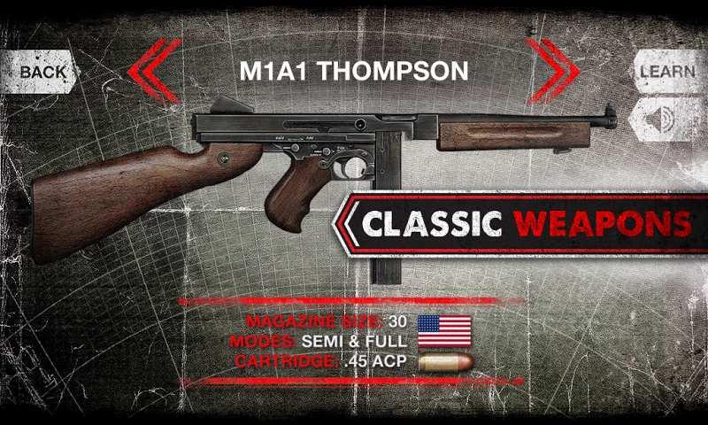枪支模拟 二战武器截图4