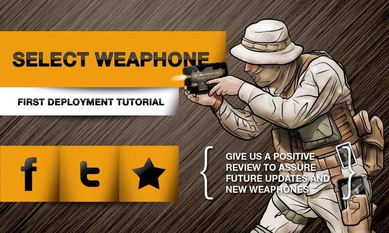 真实武器模拟 Weaphones:Firearms截图1