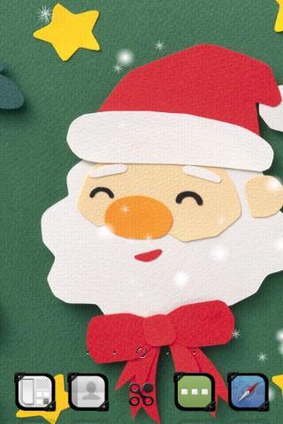 i圣诞节动态壁纸 8