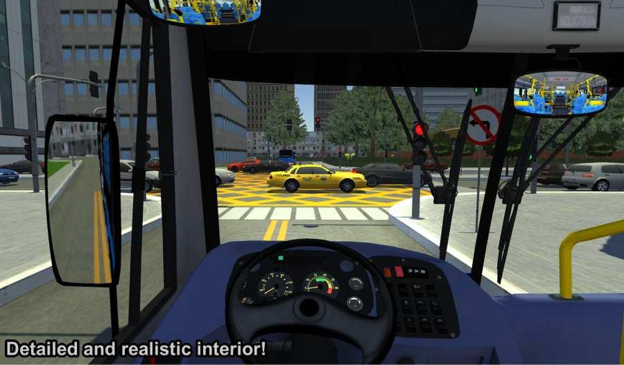 宇通巴士模拟截图3
