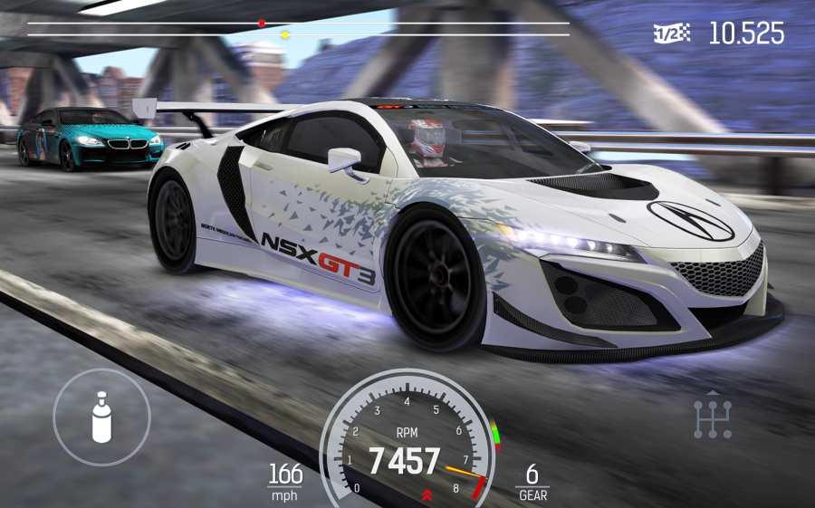 短程高速赛车截图1