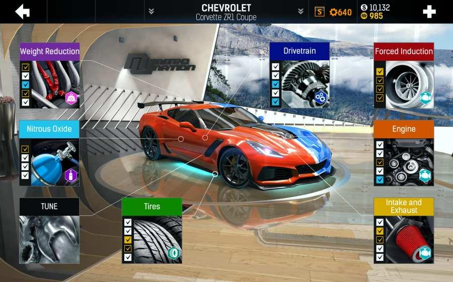 短程高速赛车截图4