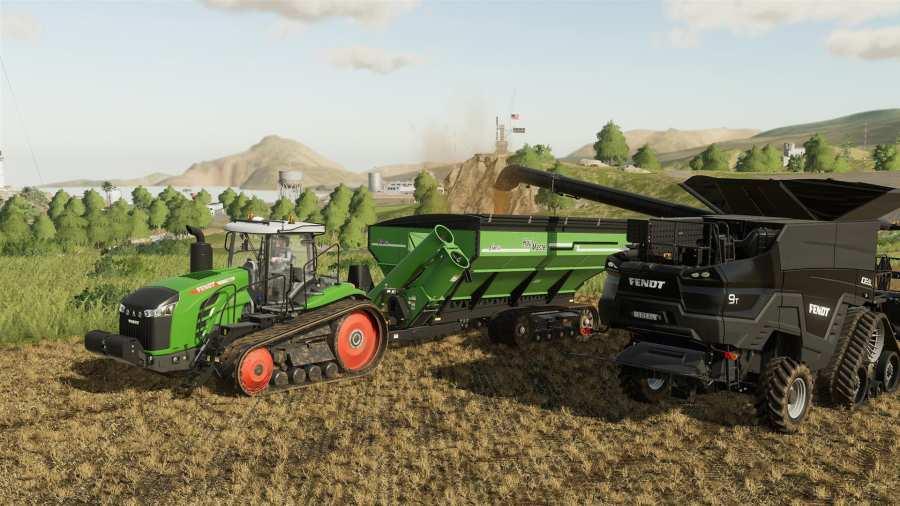 模拟农场19截图2