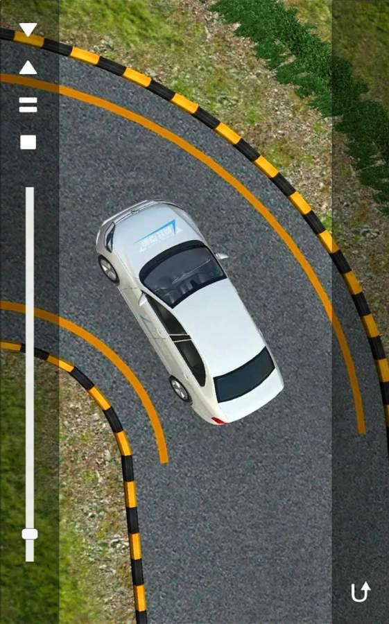 路考模拟场景截图3