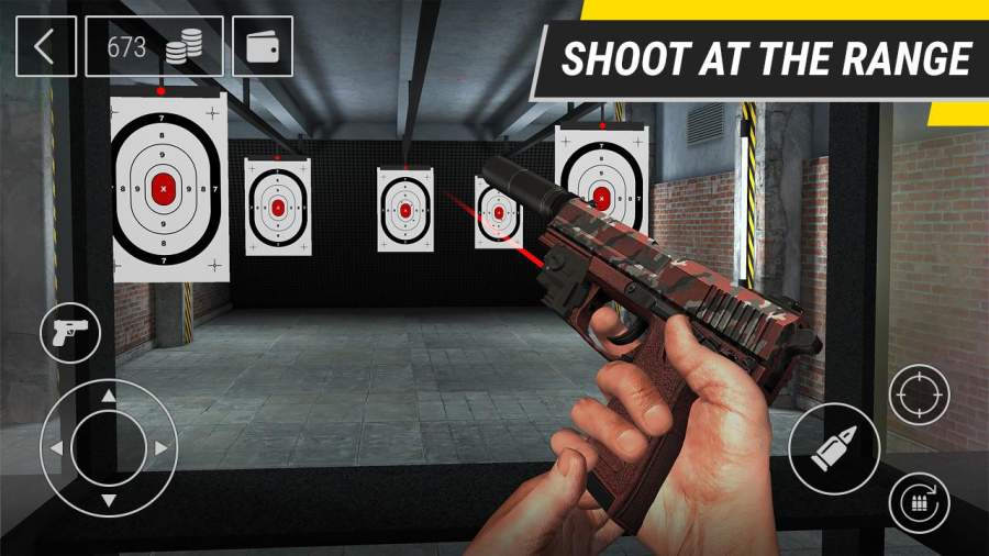 3D真实枪械模拟器截图0