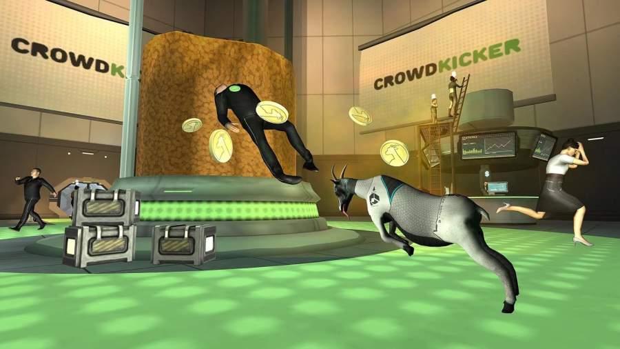 模拟山羊:太空垃圾 免验证版截图2