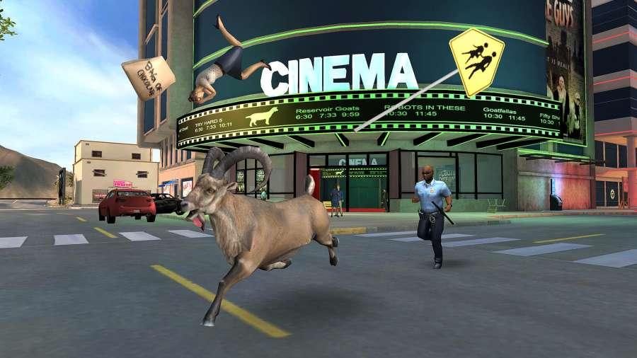 模拟山羊:收获日截图3