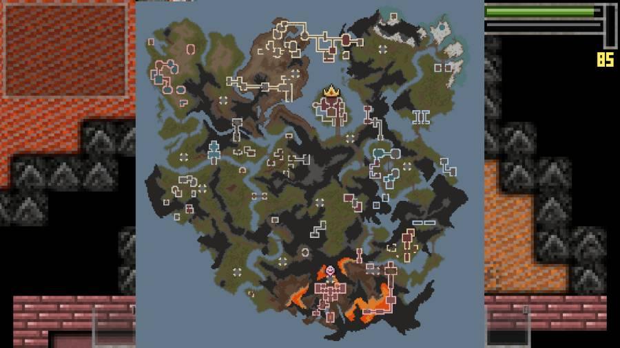 王座探索截图3