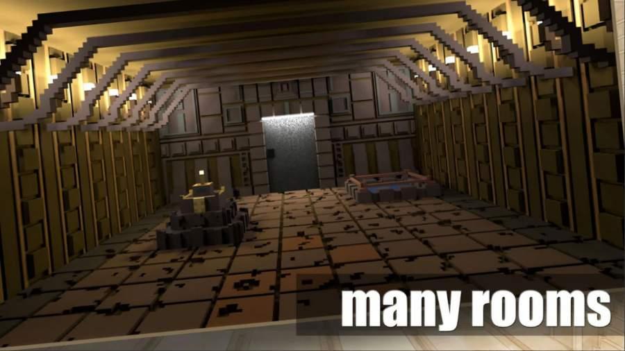 体素的房间逃脱截图3