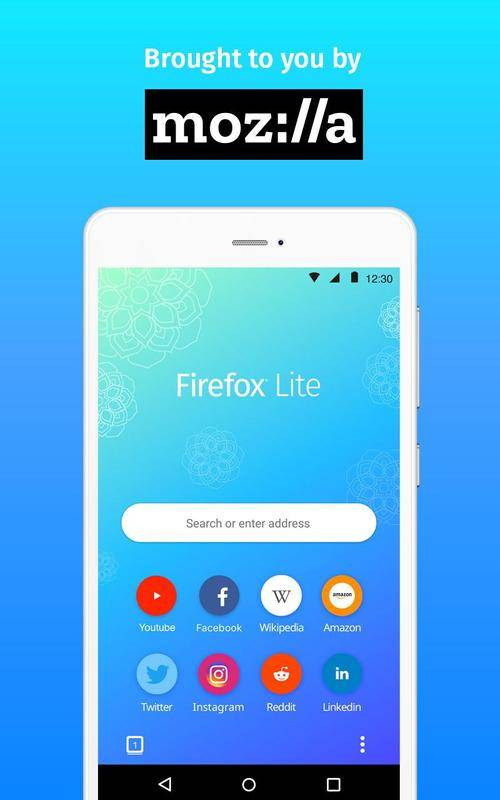 Firefox Lite截图5