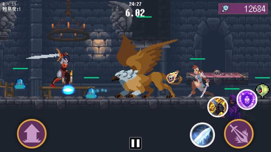 暗黑骑士-暴走动作RPG截图4