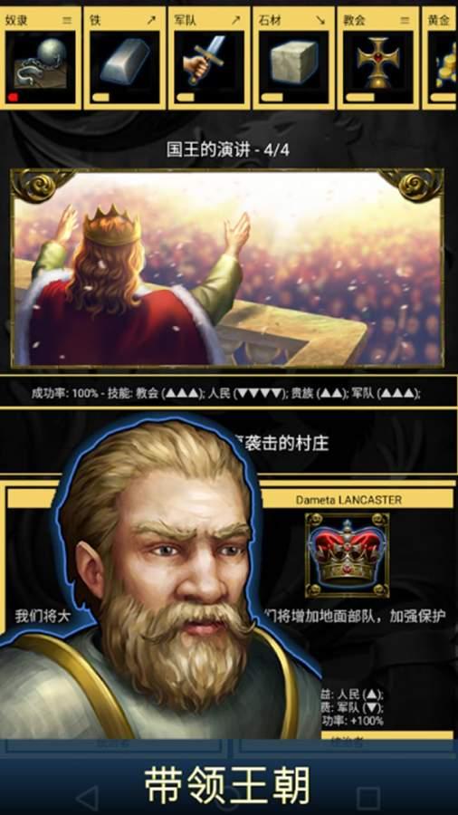 王的遊戲截圖4