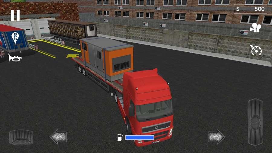 载货卡车模拟截图1