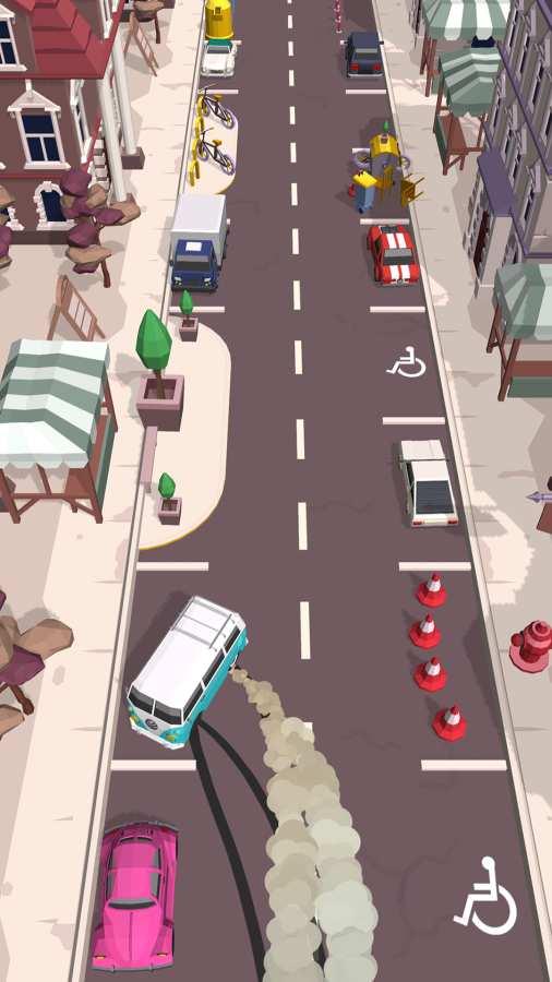 漂移停车截图3