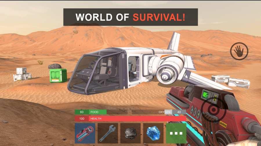 火星上的幸存者截图1