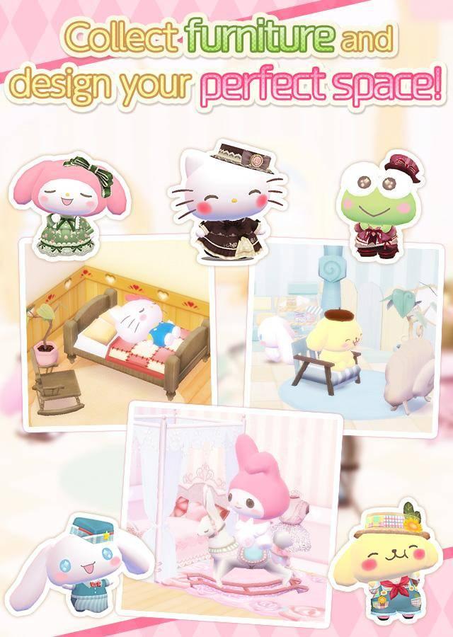 Tomotoru~凯蒂猫与幸福生活~截图3