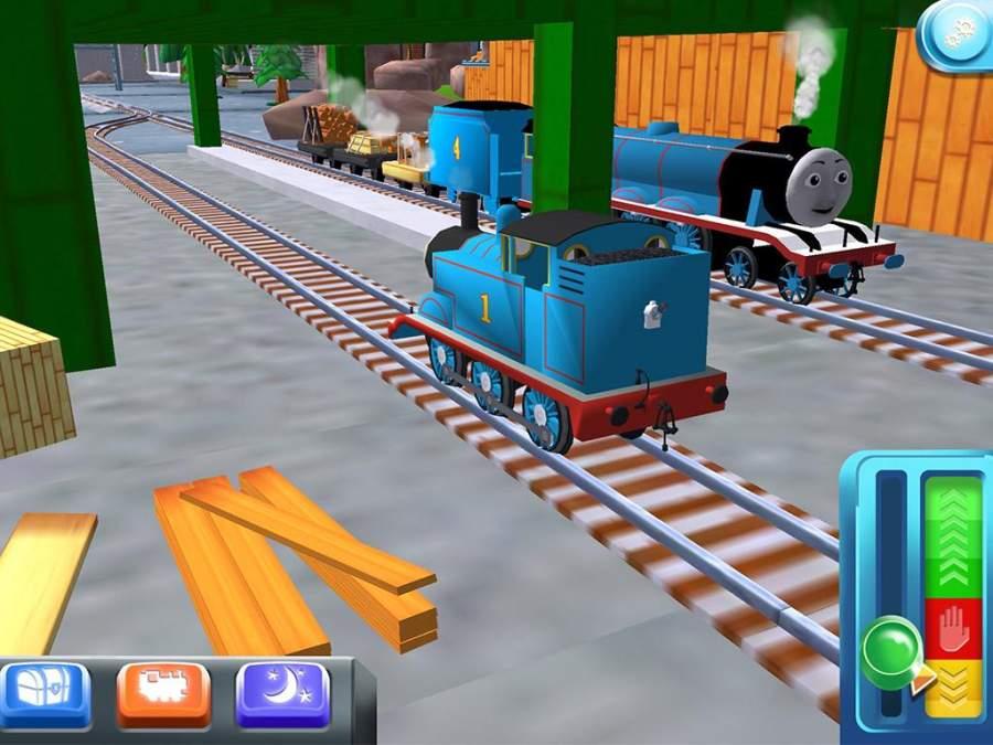 托马斯和朋友:魔幻铁路截图1
