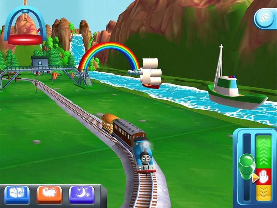 托马斯和朋友:魔幻铁路截图4