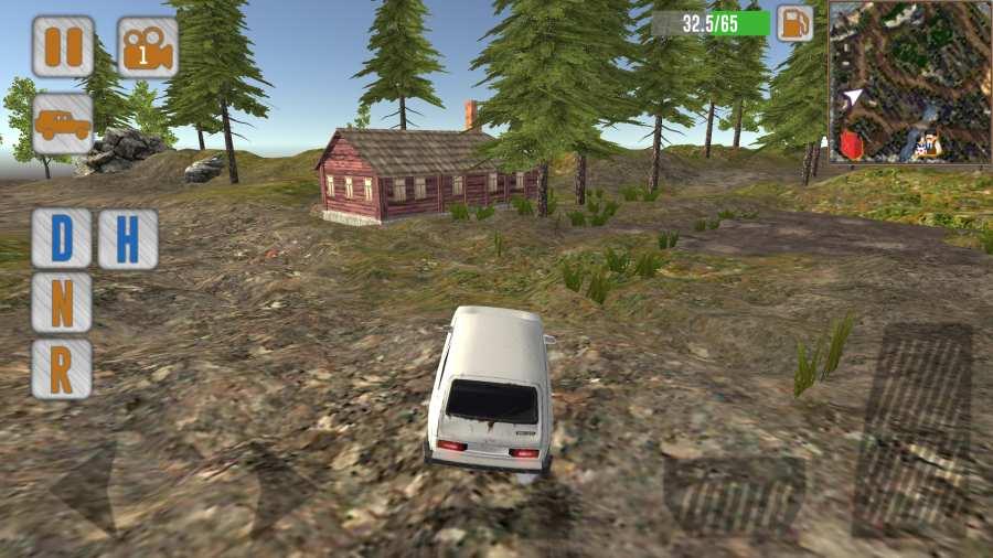 山地越野2:村庄截图1