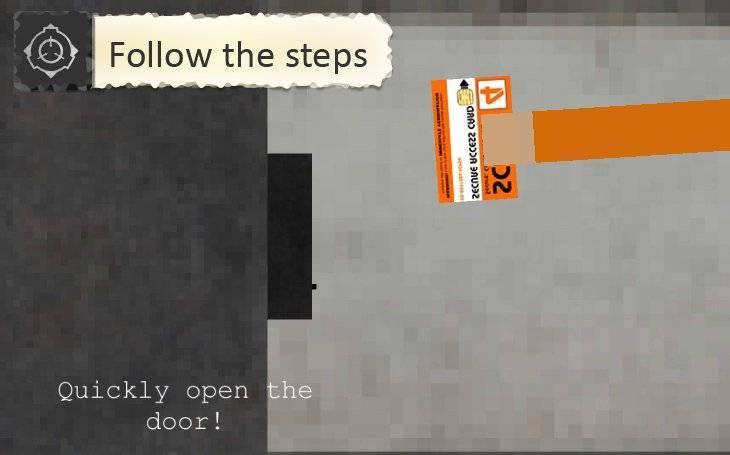 SCP:逃离截图1