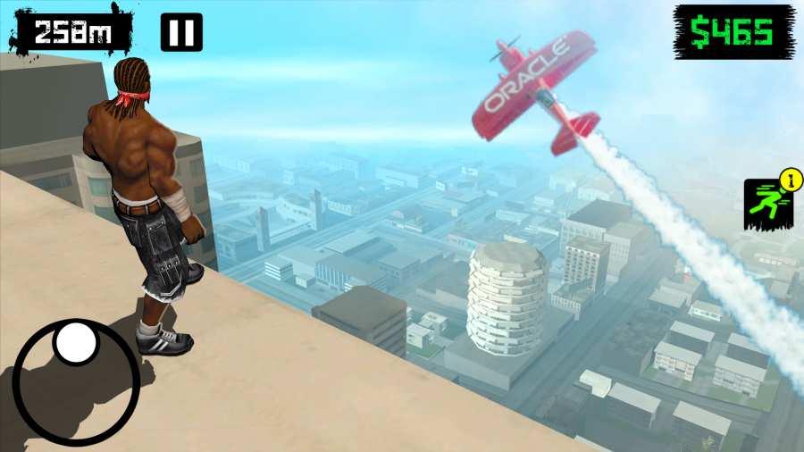 圣安地列斯跳伞截图2