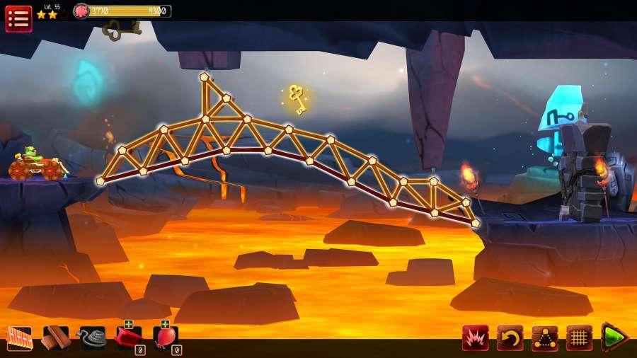 桥梁建造者冒险截图2