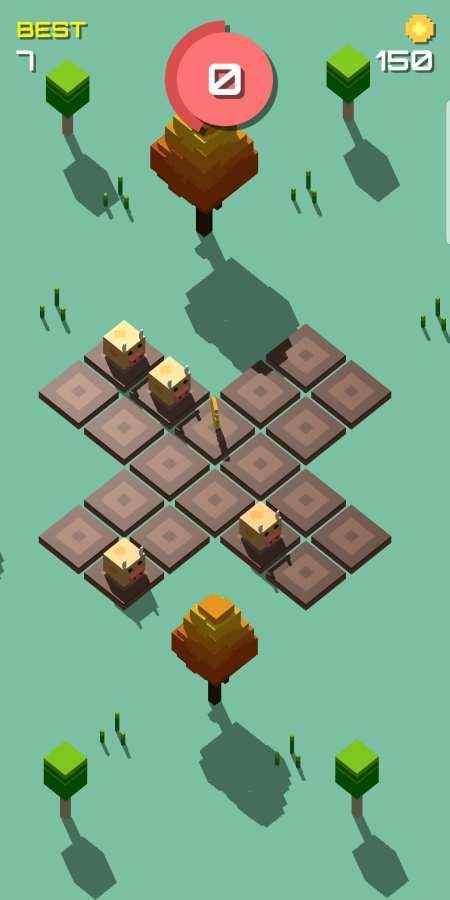 拼湊立方3D截圖0