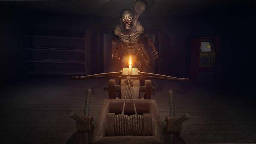 恐惧之屋:幸存的掠食者截图1