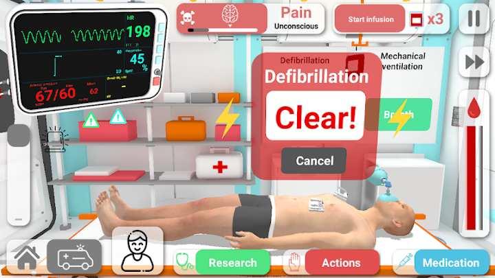 康復公司:醫療模擬器截圖1