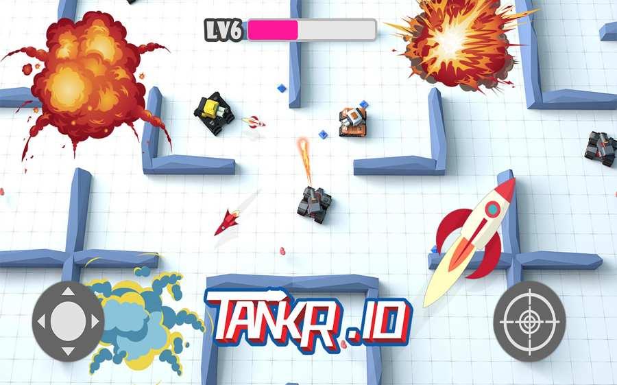 坦克进化大作战截图3