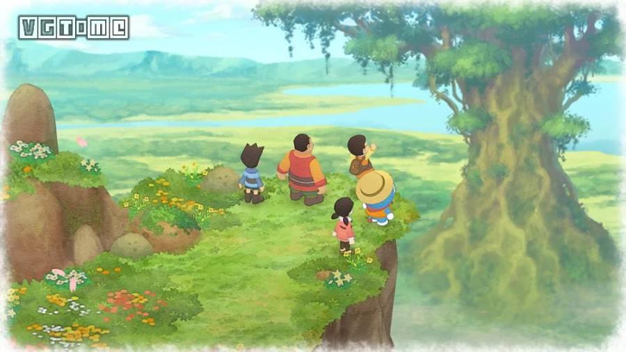 哆啦A梦 牧场物语截图2
