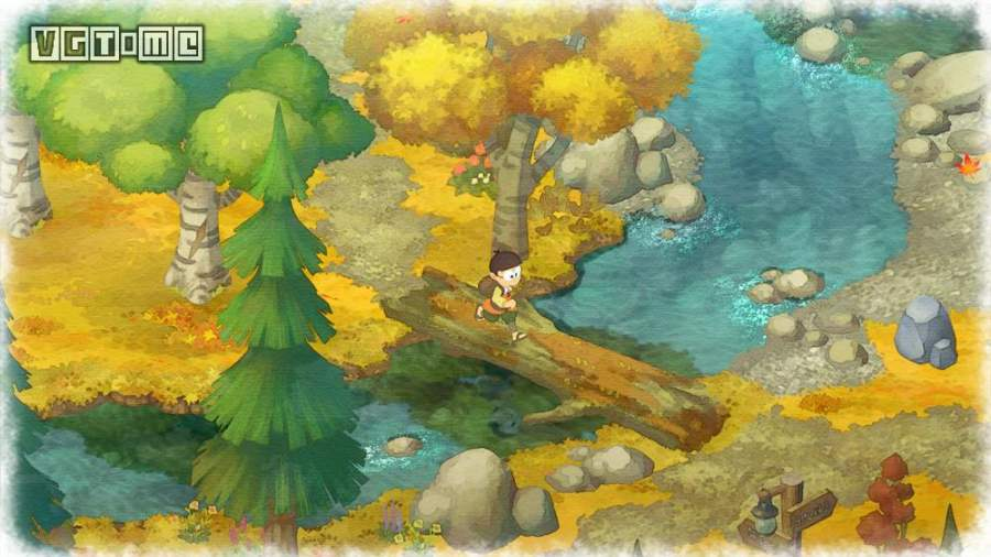 哆啦A梦 牧场物语截图3
