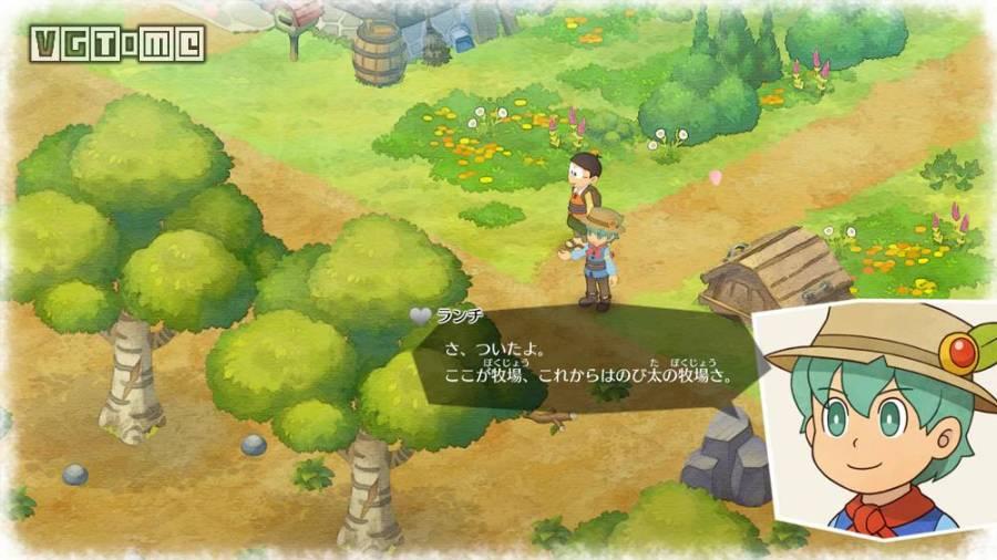哆啦A梦 牧场物语截图4