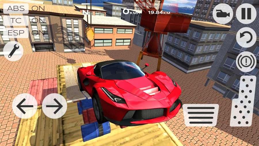 极速汽车模拟驾驶截图3